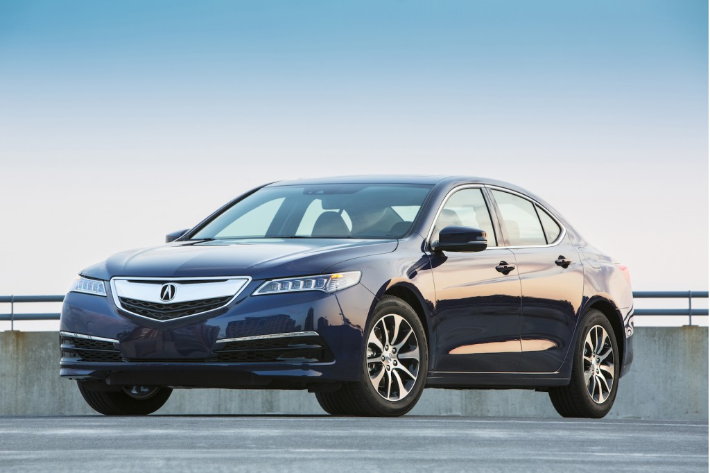 2015 acura tlx best car to buy nominee. Black Bedroom Furniture Sets. Home Design Ideas