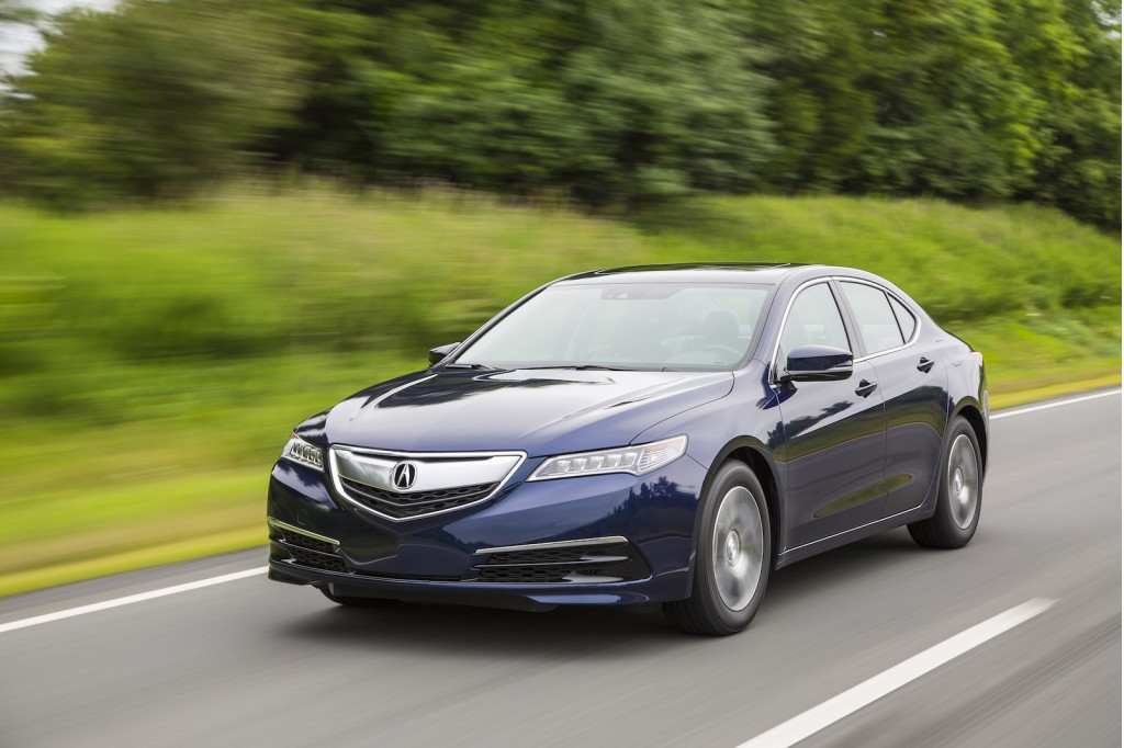 2015 acura tlx pictures photos gallery the car connection. Black Bedroom Furniture Sets. Home Design Ideas