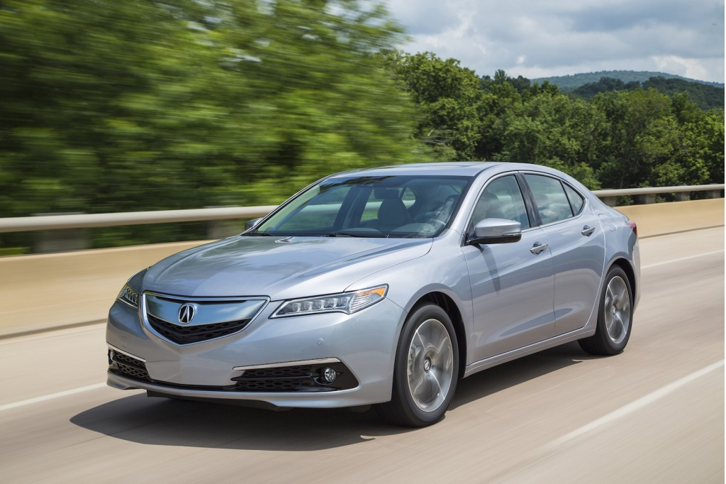2015 acura tlx first drive. Black Bedroom Furniture Sets. Home Design Ideas