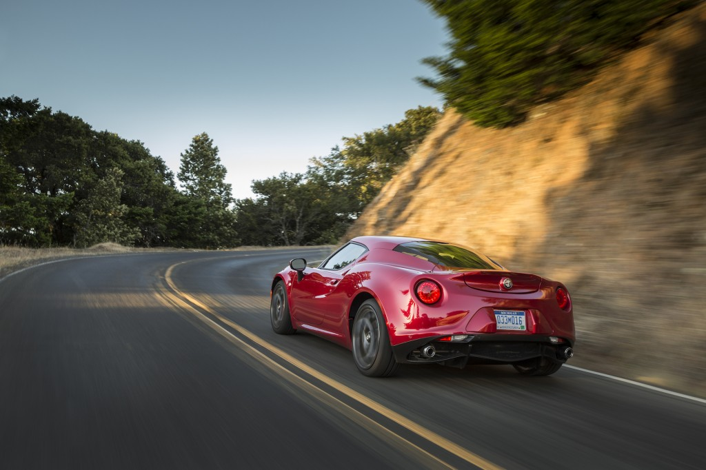 2015 Alfa Romeo 4c Specs And Price | Car Review, Specs ...