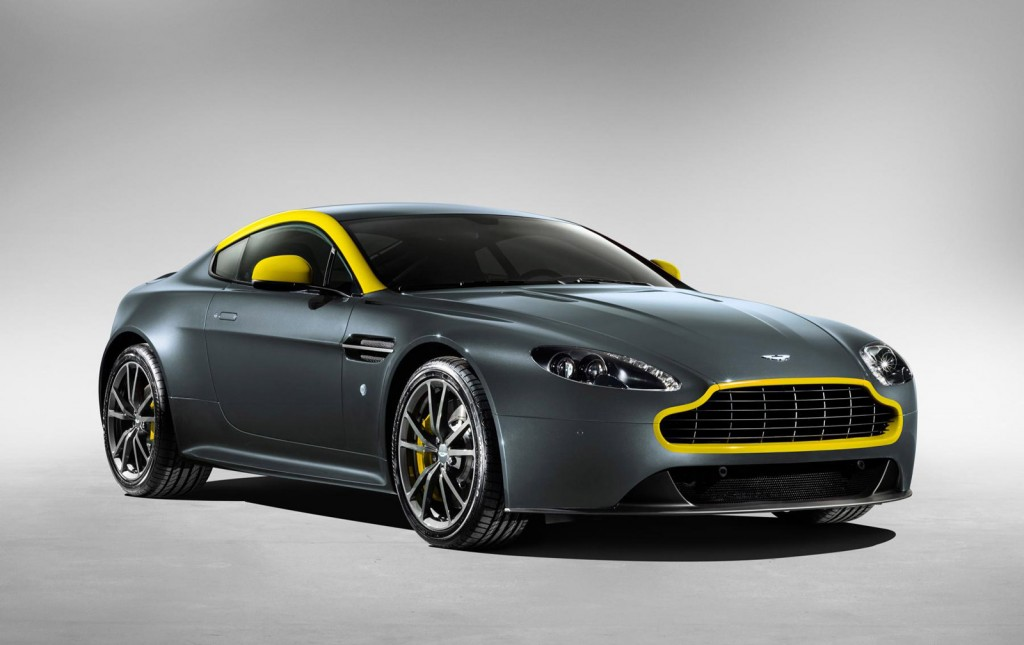 aston martin v8 vantage n430 debuts at geneva motor show live photos and video. Black Bedroom Furniture Sets. Home Design Ideas