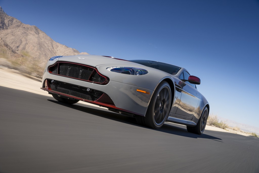 2015 aston martin v12 vantage s first drive. Cars Review. Best American Auto & Cars Review