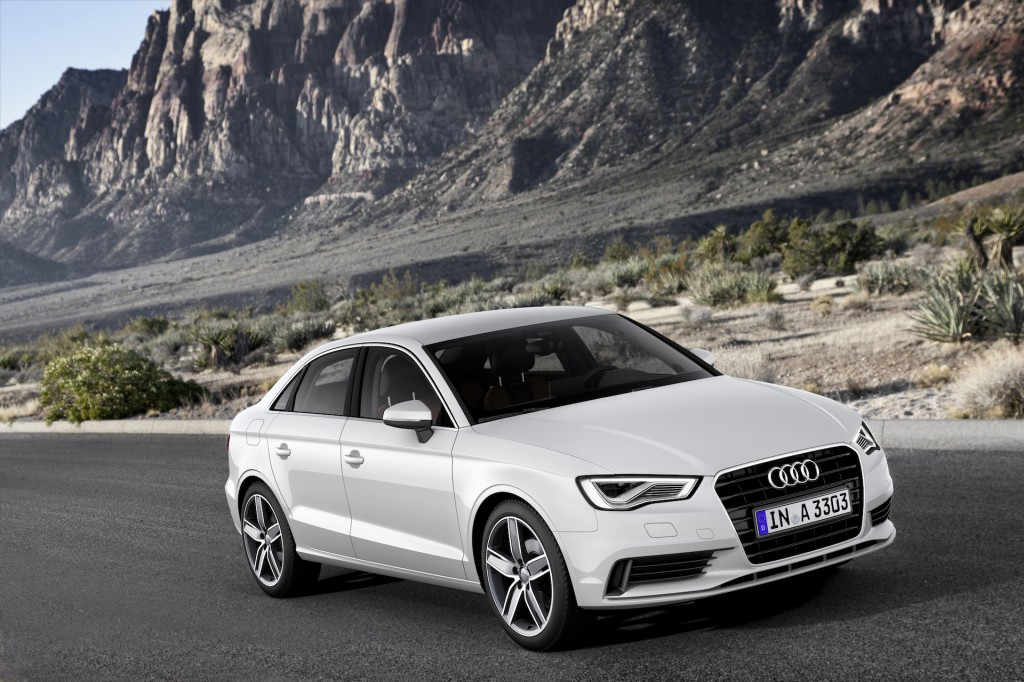 2015 audi a3 tdi diesel sedan unveiled at ny auto show. Black Bedroom Furniture Sets. Home Design Ideas