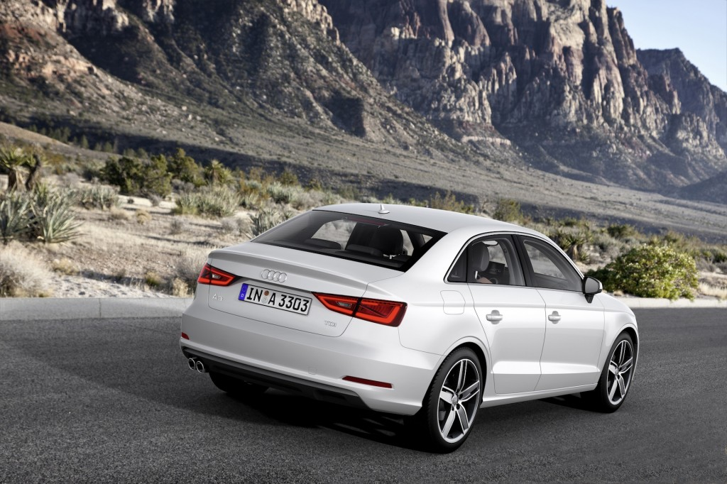 2015 Audi A3: Sedans, Sportbacks, Diesels And Even A Plug-In