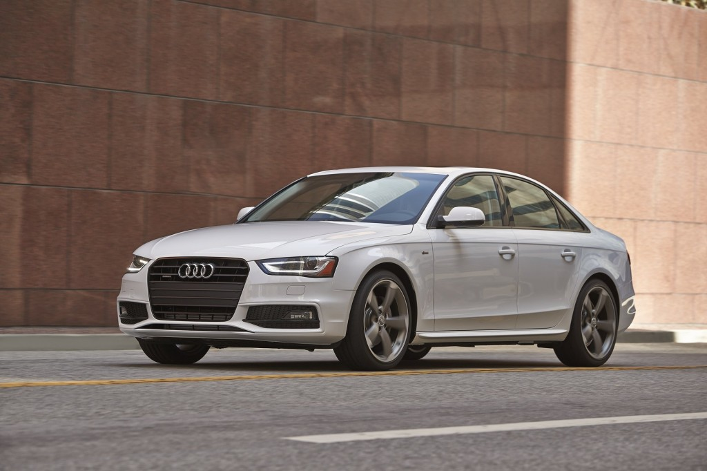 2015 Audi A4 Pictures/Photos Gallery - The Car Connection