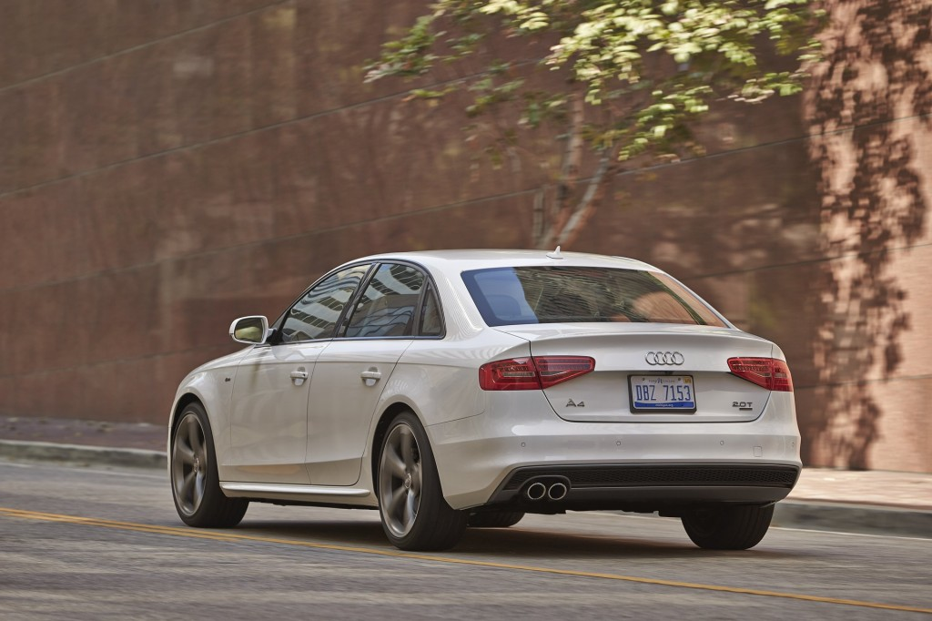 2013 2015 Audi A4 S4 Allroad Recalled For Airbag Problem