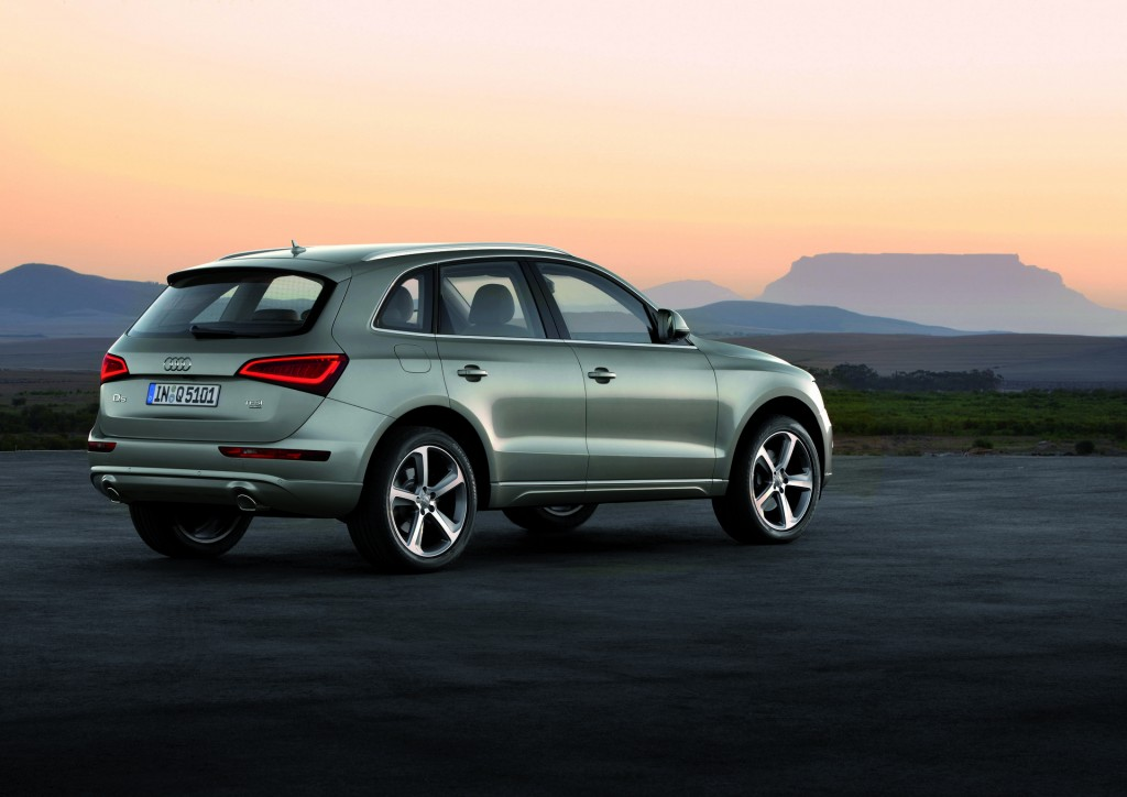 2015 Audi Q5 Pictures Photos Gallery Green Car Reports