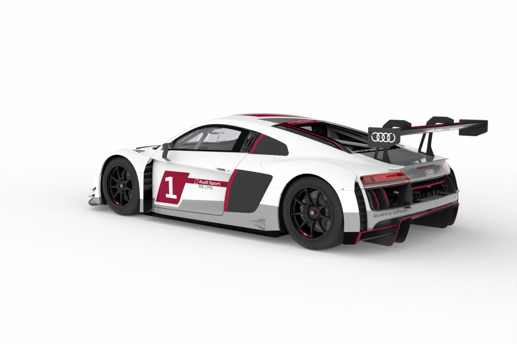 Seven Audi R8 Lms Ultra Race Cars To Tackle 2013 Spa 24