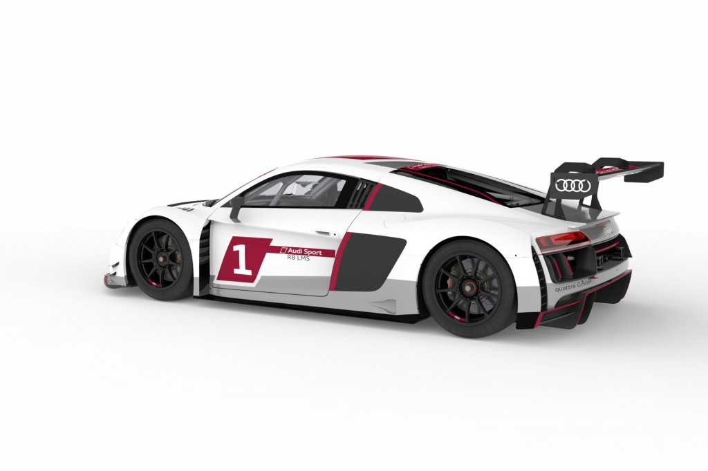 New Audi R8 LMS Ready For 2015 Nürburgring 24 Hours Race