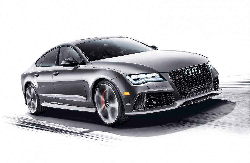 2014 audi rs 7 dynamic edition debuts in new york costs more than an r8. Black Bedroom Furniture Sets. Home Design Ideas