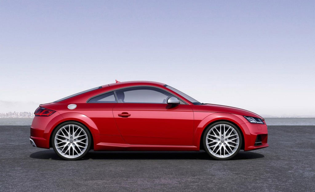 2016 audi tt sound system gets symphoria tech. Black Bedroom Furniture Sets. Home Design Ideas