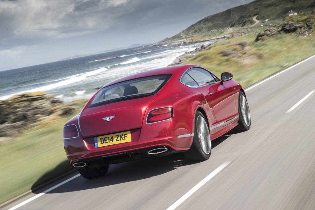 2015 Bentley Continental GT Speed First Drive