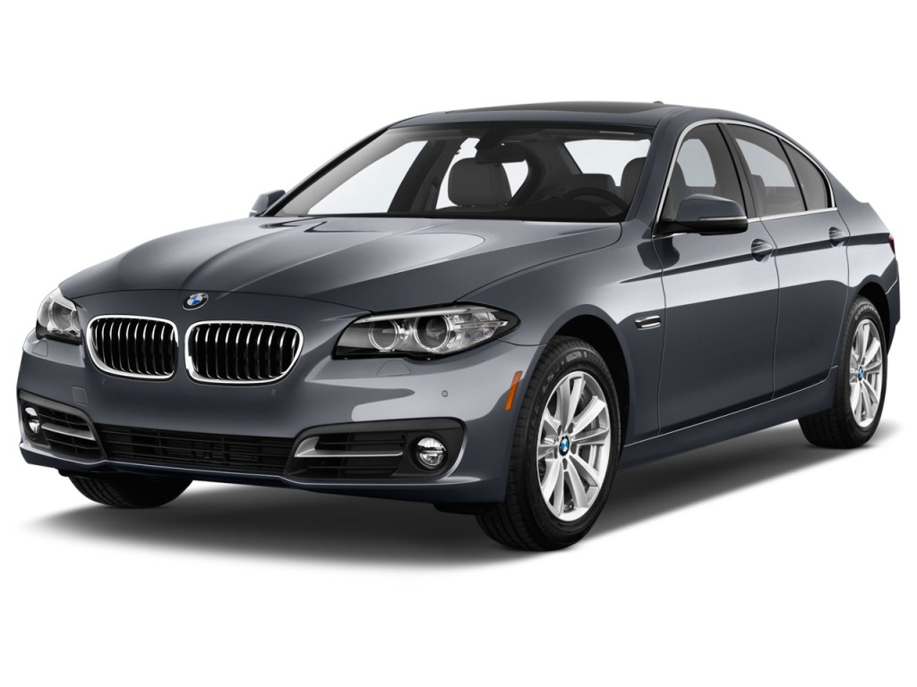 2015 bmw 5 series 4 door sedan 528i rwd angular front exterior view. Black Bedroom Furniture Sets. Home Design Ideas