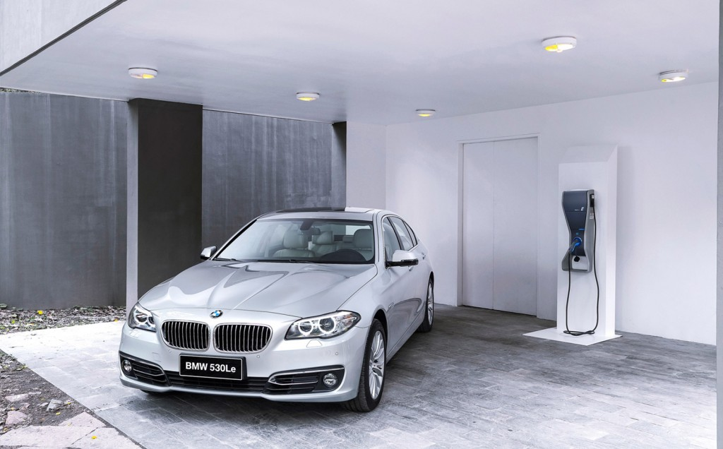 how to connect phone to bmw 5 series