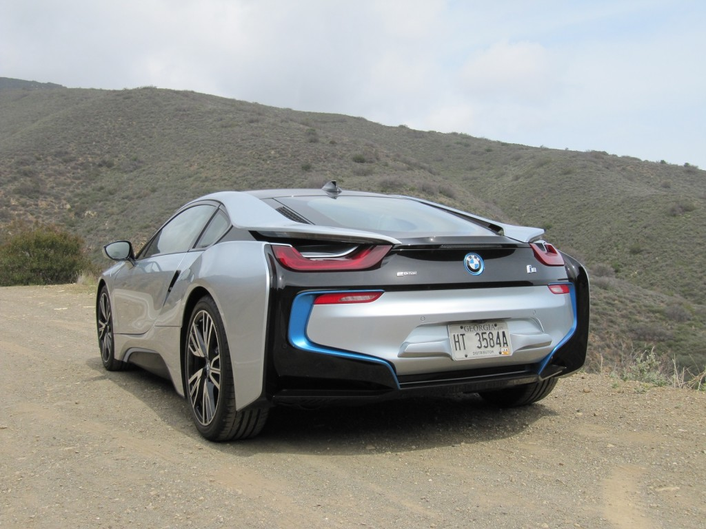 2015 bmw i8 test drive in greater los angeles area apr 2014. Black Bedroom Furniture Sets. Home Design Ideas