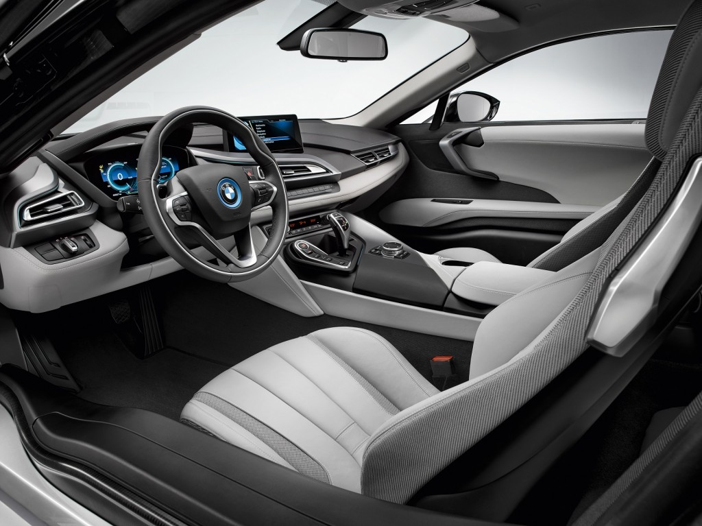 2015 BMW i8 Revealed, Priced From $135,925