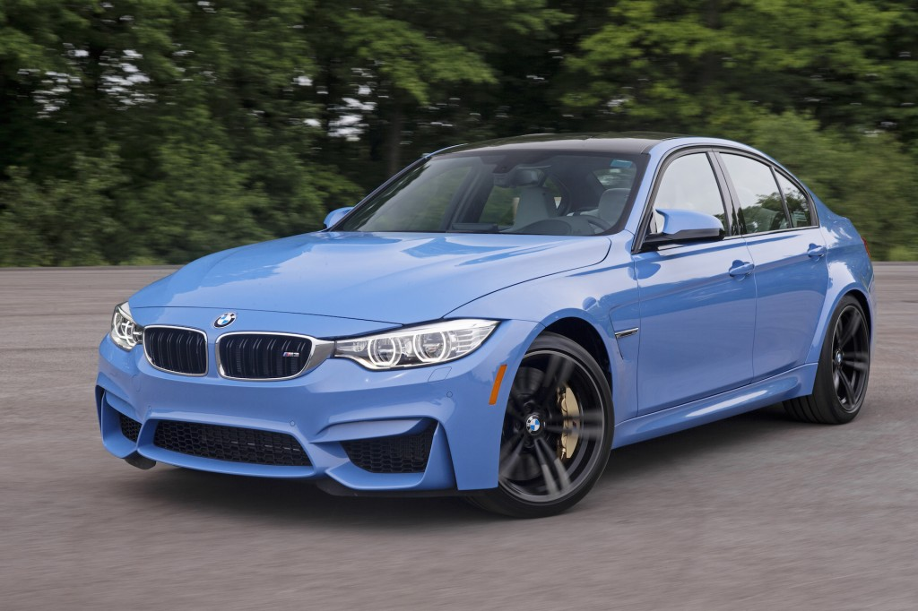 2015 bmw m3 pictures photos gallery green car reports. Black Bedroom Furniture Sets. Home Design Ideas