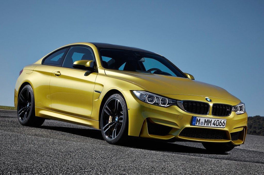 2015 Bmw M3 Amp M4 Leaked 425 Hp High Rpm Turbo Six