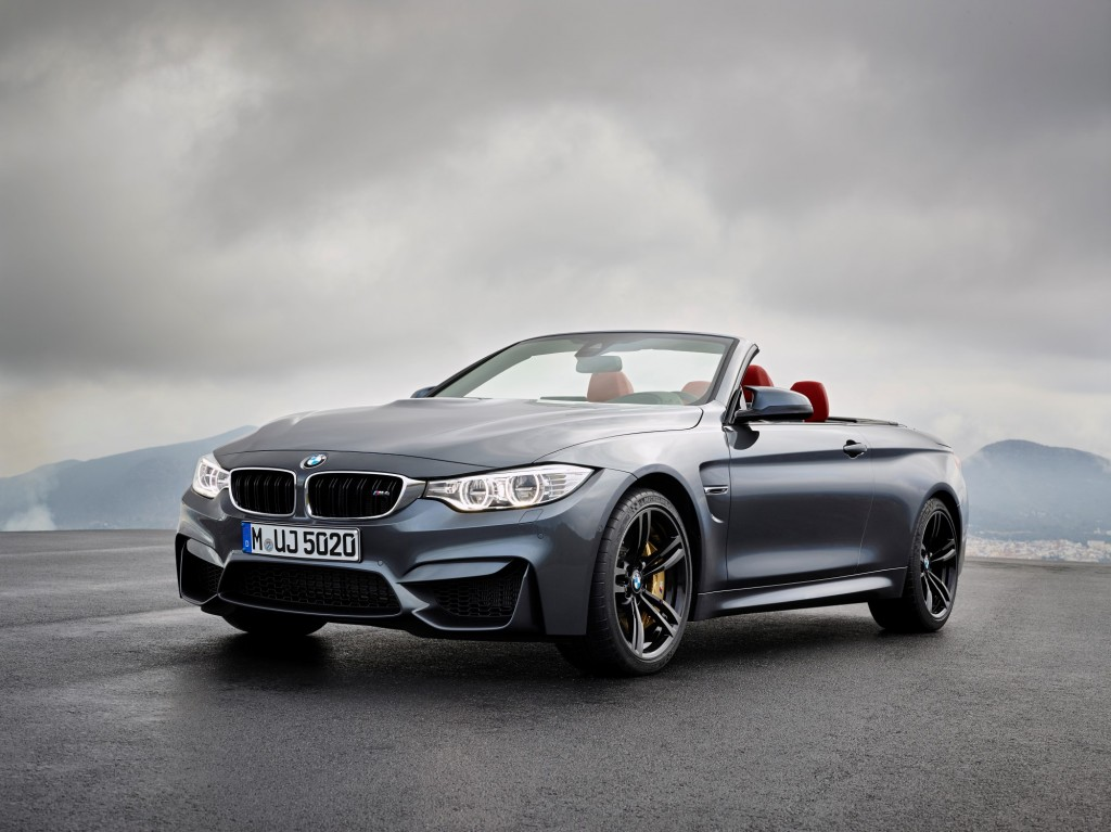 2015 bmw m4 convertible preview 2014 new york auto show. Black Bedroom Furniture Sets. Home Design Ideas
