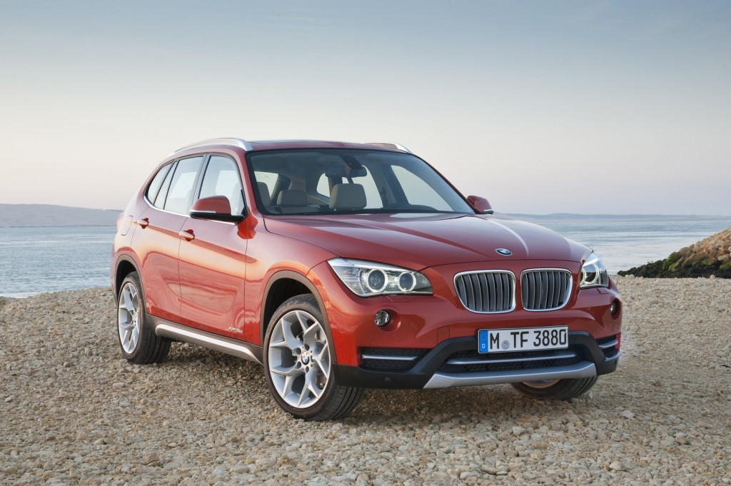 2015 Bmw X1 Pictures Photos Gallery Green Car Reports