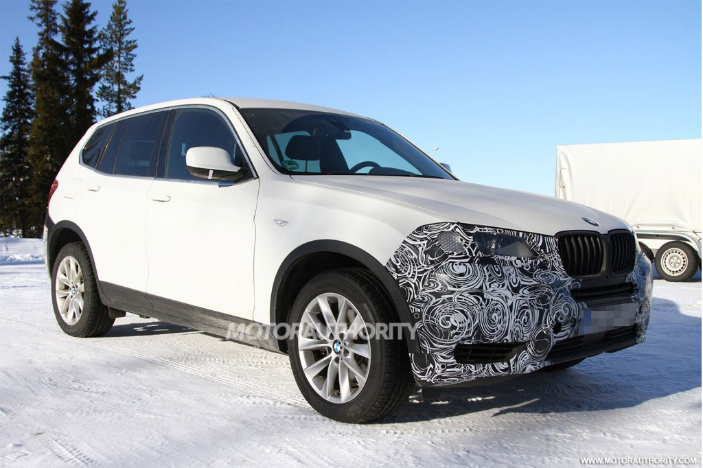 2015 bmw x3 spy shots. Black Bedroom Furniture Sets. Home Design Ideas