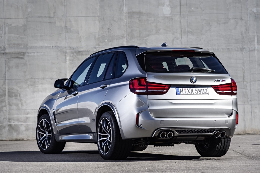 2015 Bmw X5 M And X6 M Revealed Video Live Photos