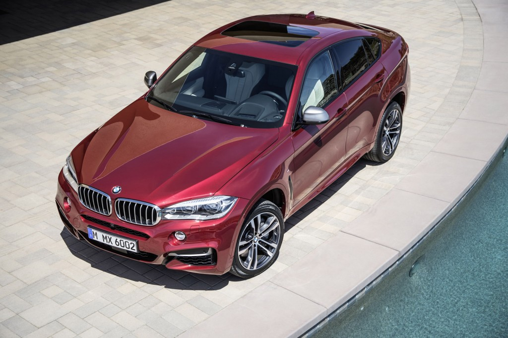first look at 2015 bmw x6 39 s m sport package and x6 m50d variant. Black Bedroom Furniture Sets. Home Design Ideas