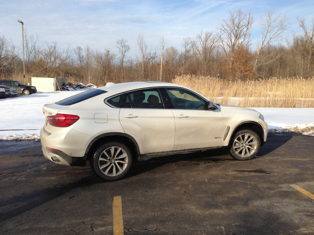 2015 Bmw X6 Xdrive35i Quick Drive