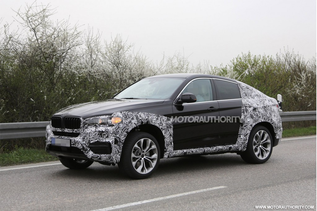 2015 bmw x6 spy shots. Black Bedroom Furniture Sets. Home Design Ideas