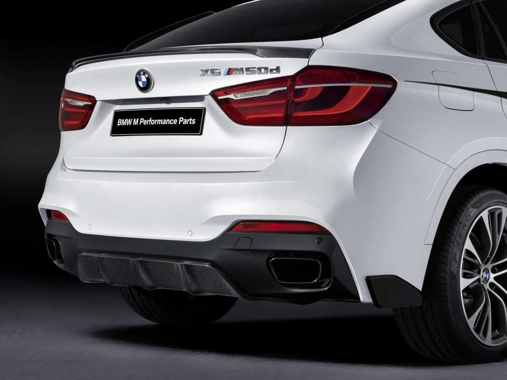 2015 bmw x6 gets m performance upgrades. Black Bedroom Furniture Sets. Home Design Ideas