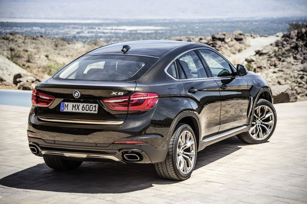 2015 bmw x6 priced from 60 550. Black Bedroom Furniture Sets. Home Design Ideas