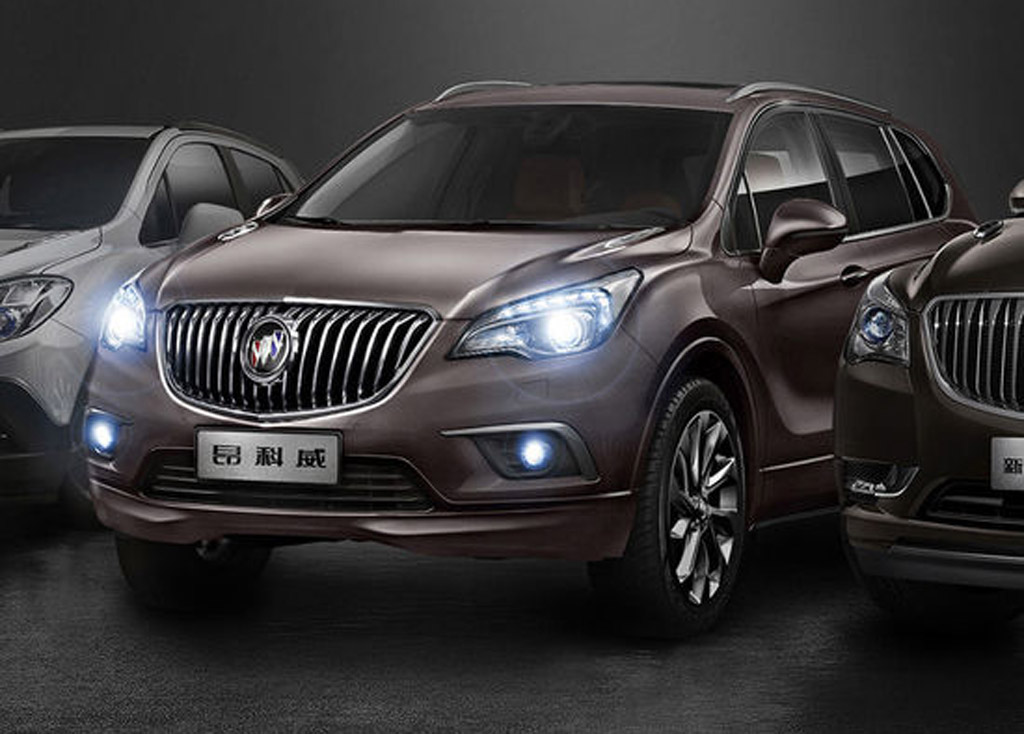 2015 buick envision images galleries. Black Bedroom Furniture Sets. Home Design Ideas