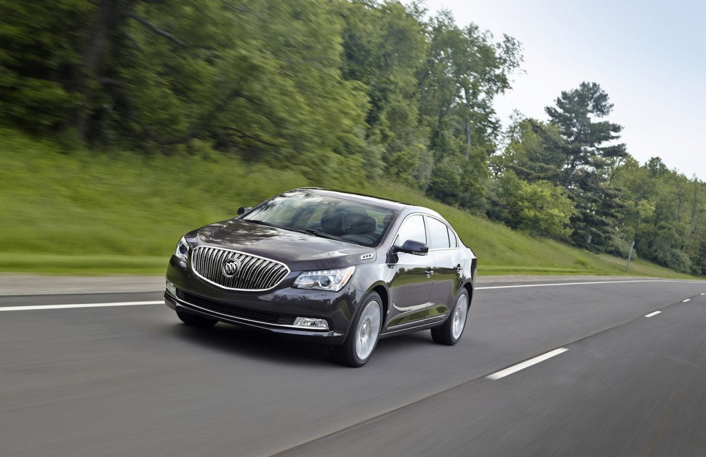 2015 Buick Lacrosse Pictures Photos Gallery Motorauthority