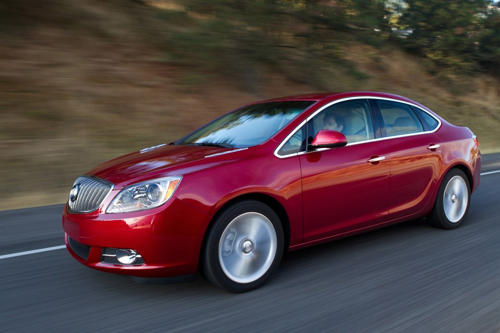 2015 Buick Verano Pictures Photos Gallery Green Car Reports
