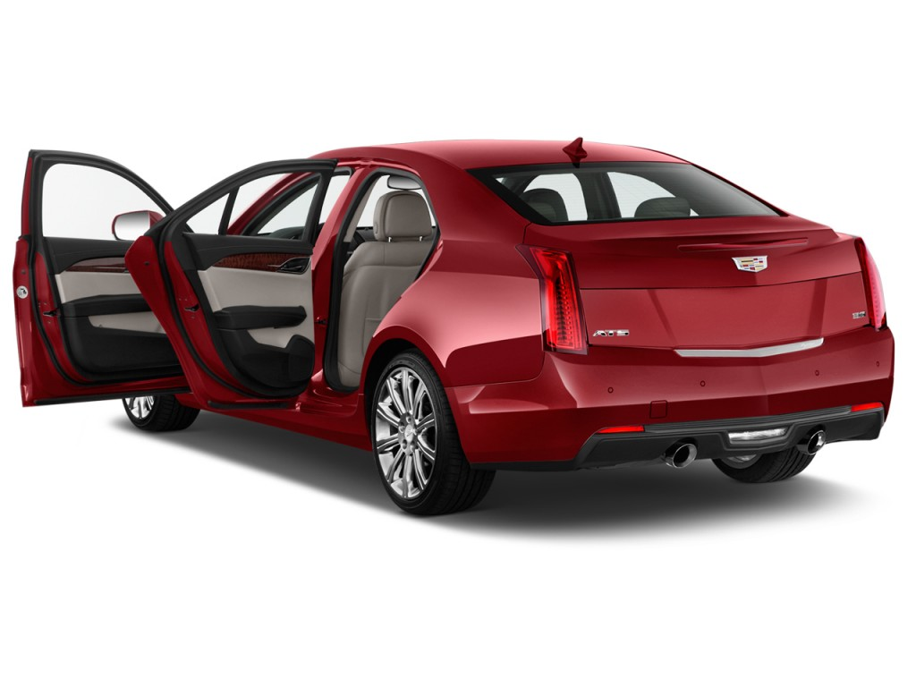 2015 cadillac ats sedan pictures photos gallery the car connection. Black Bedroom Furniture Sets. Home Design Ideas