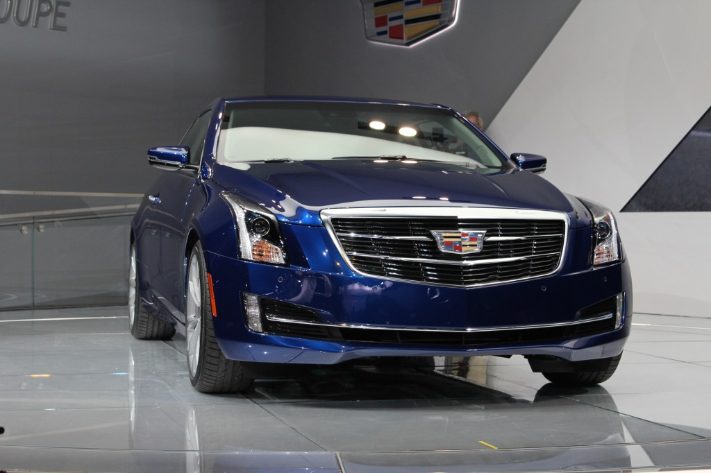 2015 cadillac ats coupe priced from 38 990. Black Bedroom Furniture Sets. Home Design Ideas