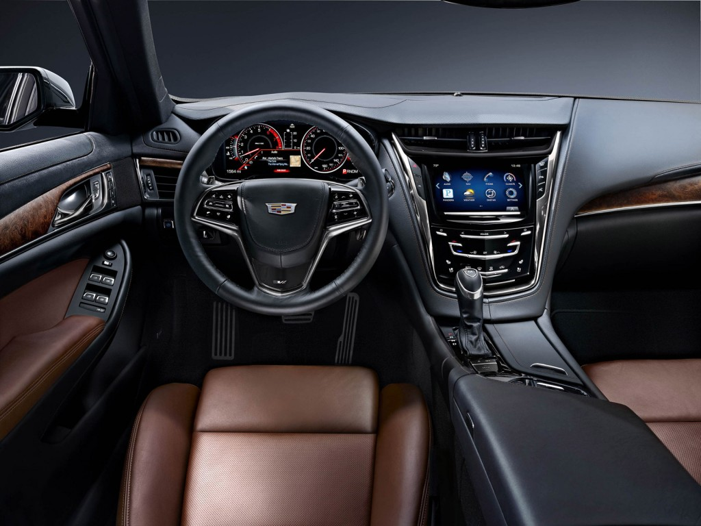 2015 Cadillac CTS Preview
