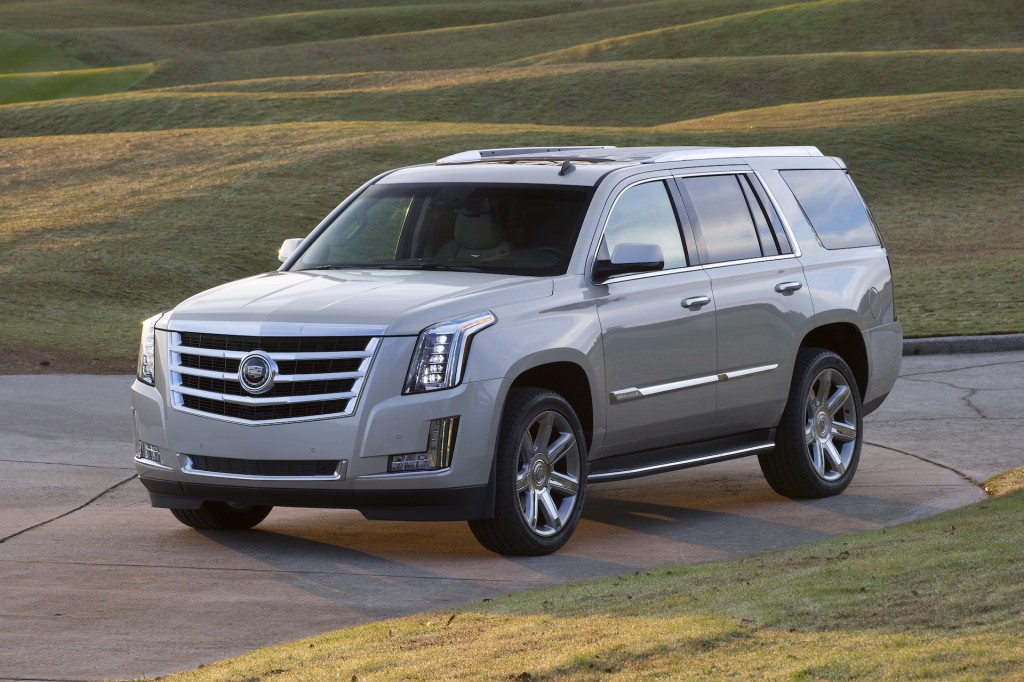 2015 cadillac escalade pictures photos gallery motorauthority. Cars Review. Best American Auto & Cars Review