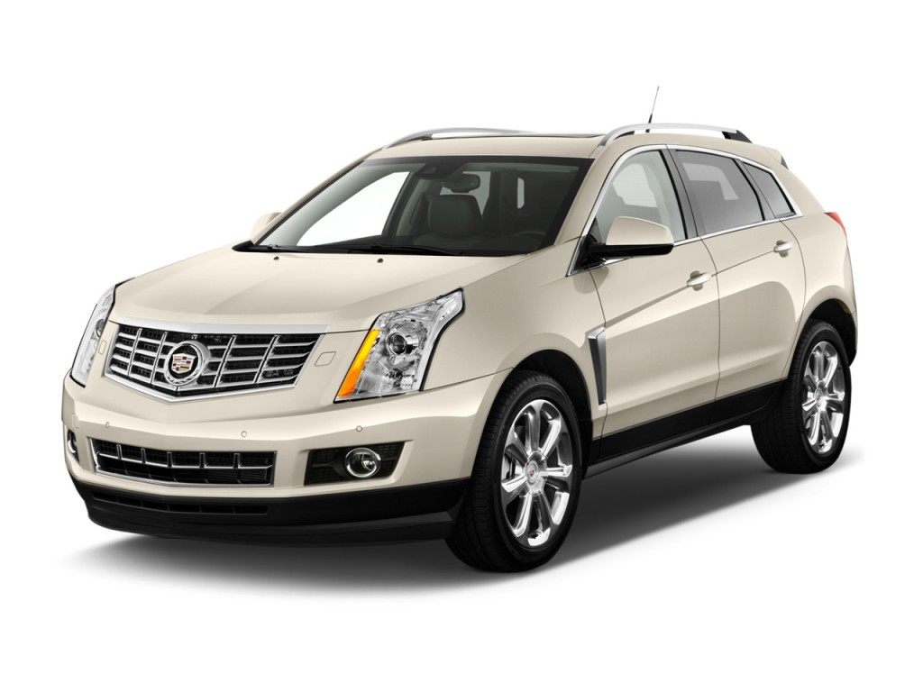 2015 Cadillac Srx Pictures Photos Gallery The Car Connection