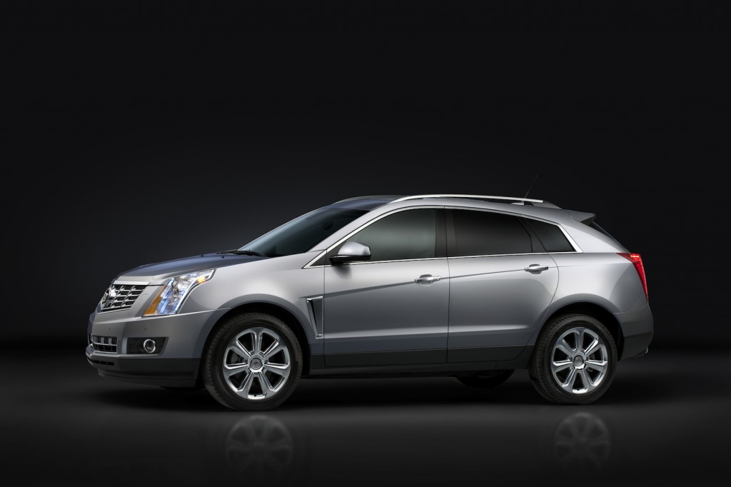 2015 cadillac srx pictures photos gallery motorauthority. Black Bedroom Furniture Sets. Home Design Ideas