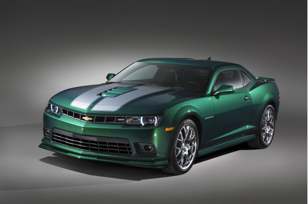 2015 chevrolet camaro green flash edition. Black Bedroom Furniture Sets. Home Design Ideas