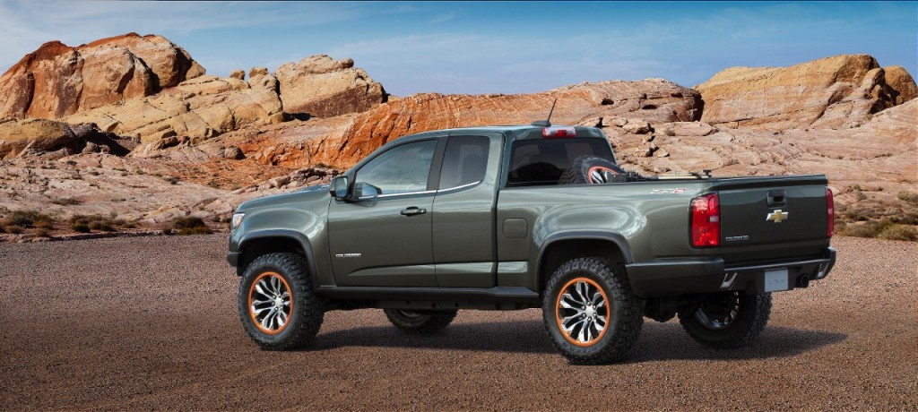 2016 chevy colorado diesel specs and zr2 off road concept. Black Bedroom Furniture Sets. Home Design Ideas