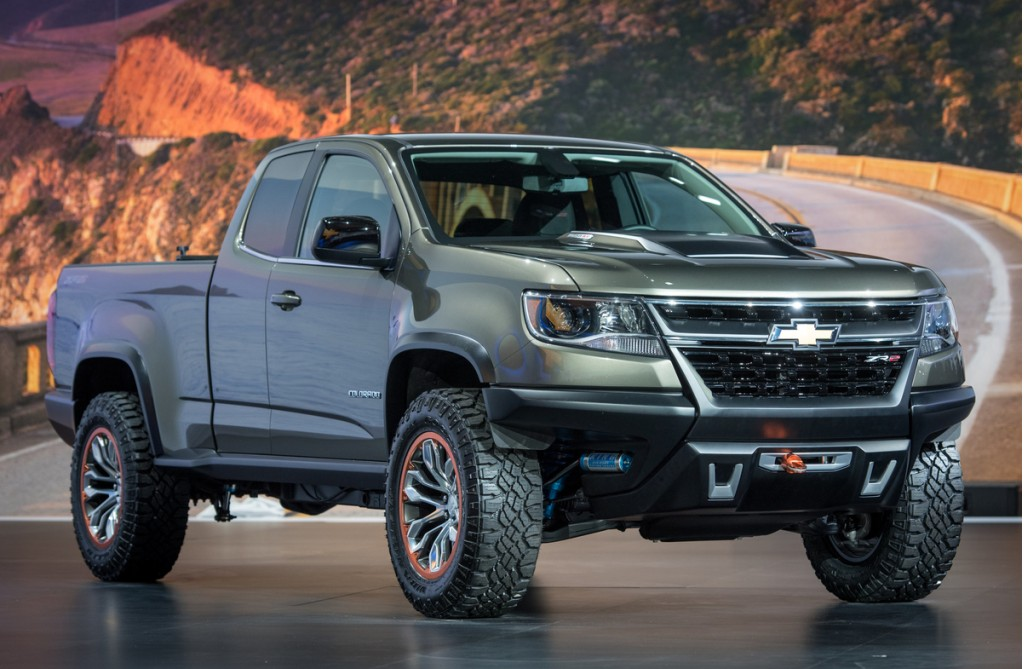 Chevy Colorado Zr2 Duramax