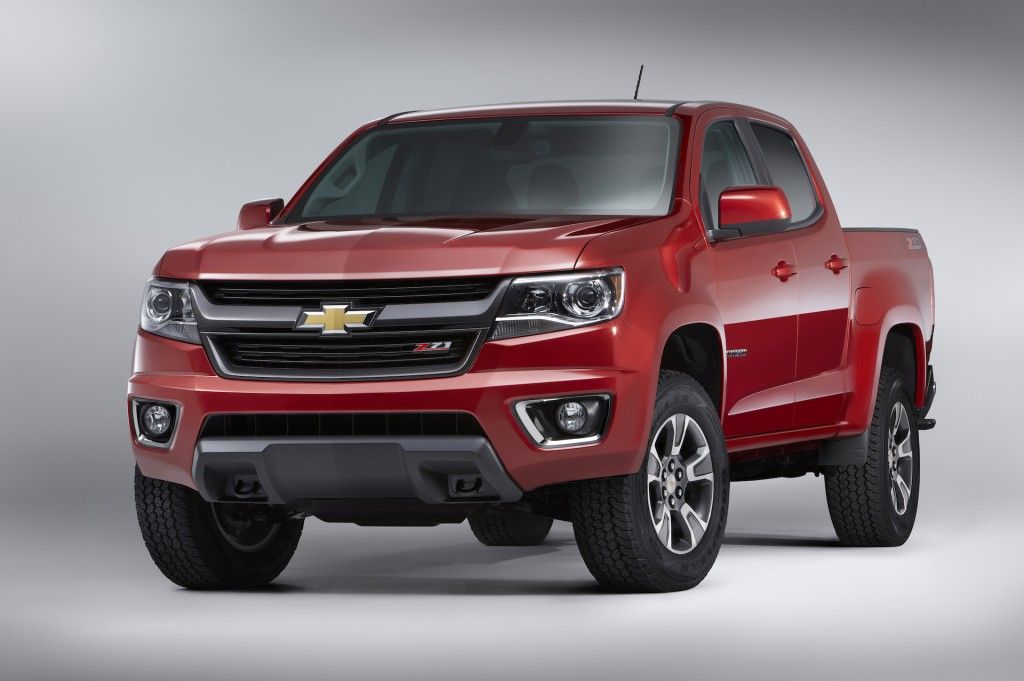 2015 chevy colorado priced from 21 890. Black Bedroom Furniture Sets. Home Design Ideas