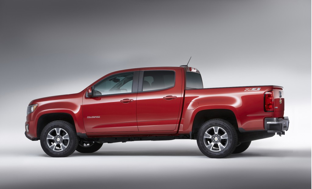 2015 chevy colorado priced from 21 890. Cars Review. Best American Auto & Cars Review