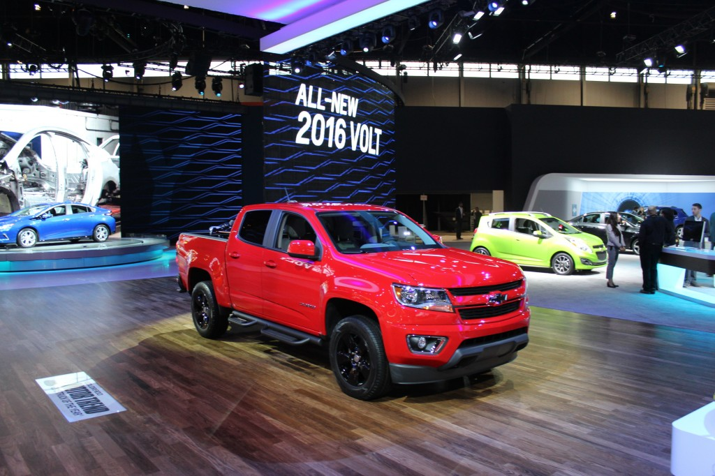 2015 Chevy Colorado Pictures | Autos Post