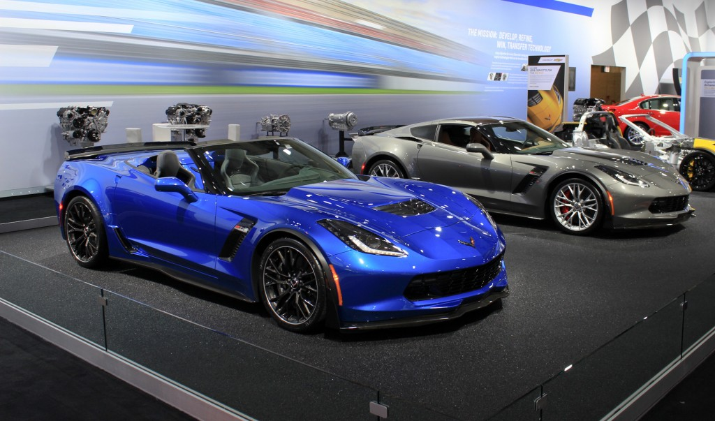 Show Said Shithead This: Z06 Convertible