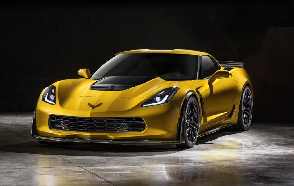 2015 Chevrolet Corvette Z06: Full Details, Live Photos And ...