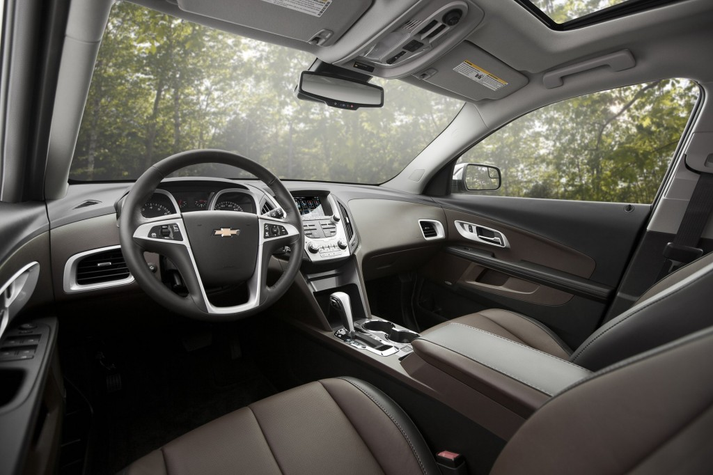 2015 Chevrolet Equinox (Chevy) Pictures/Photos Gallery - The Car