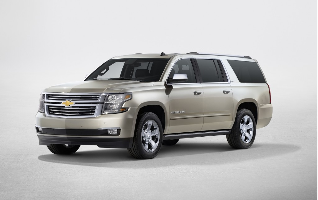 2015 chevrolet suburban chevy pictures photos gallery the car connection. Black Bedroom Furniture Sets. Home Design Ideas
